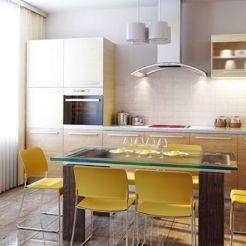 disenos-de-cocinas-integrales-modernas-pequenas